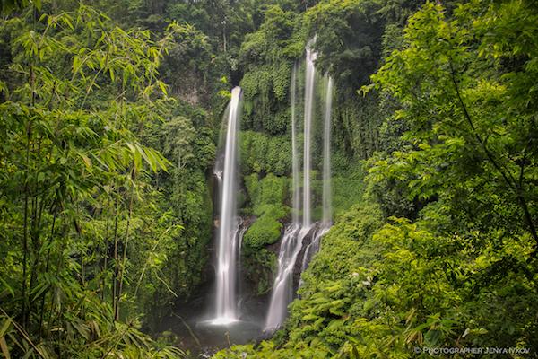 Водопад Сикумпуль bali