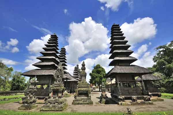 Королевский храм Таман Аюн